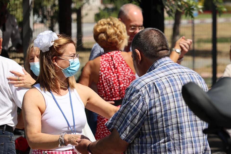 |REPORTAJE| Un día festivo en la Residencia Campolar para pasar página a un año y medio de pandemia 3