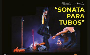 Camponaraya disfrutará el sábado del divertido espectáculo 'Sonata para tubos' 8