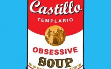 La cartelería del Castillo de los Templarios sirve como inspiración para una nueva exposición en La Biblioteca de Ponferrada 6