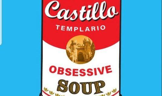 La cartelería del Castillo de los Templarios sirve como inspiración para una nueva exposición en La Biblioteca de Ponferrada 1