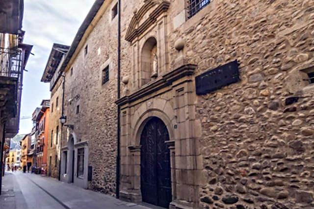 Patrimonio autoriza la rehabilitación parcial del Convento de las Madres Concepcionistas Franciscanas de clausura en Ponferrada 1