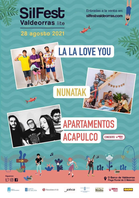 El Festival Silfest de Valdeorras retoma la música en directo 2