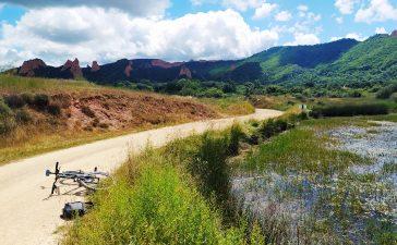 La Casa del Parque organiza durante el mes de septiembre rutas guiadas para poner en valor el entorno de Las Médulas 5
