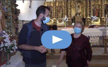 El canal de TV TRECE recorre en un reportaje el Camino de Santiago a su paso por El Bierzo 3