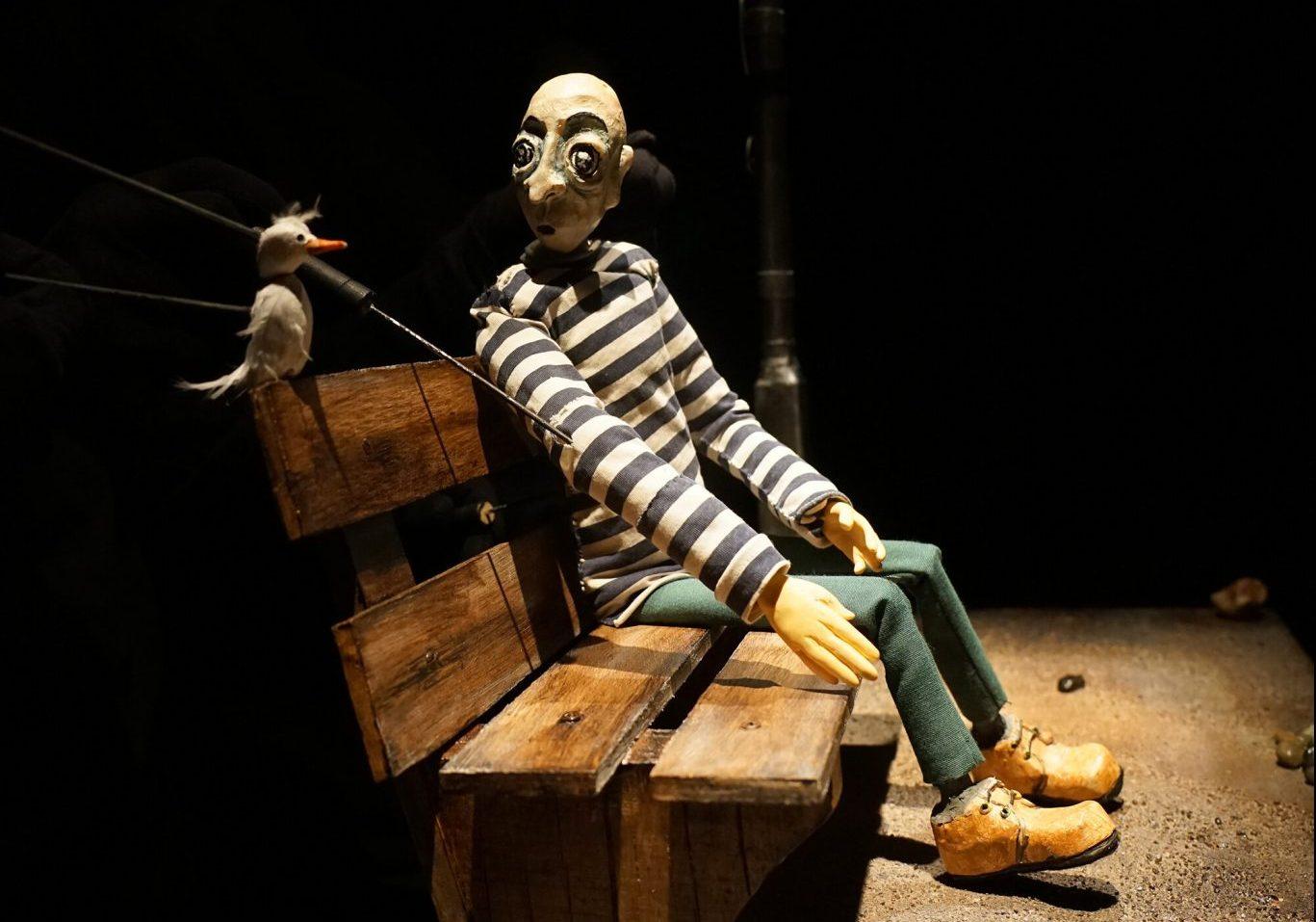 Aleteo de 'Katua&Galea' es la emotiva propuesta teatral en Villafranca del Bierzo, dentro del Festival 'Escenario Patrimonio' de la Consejería de Cultura y Turismo 1