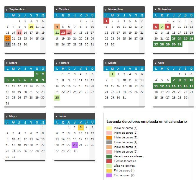 Vuelta al cole: así será el protocolo anti covid y el calendario para el nuevo curso escolar 2