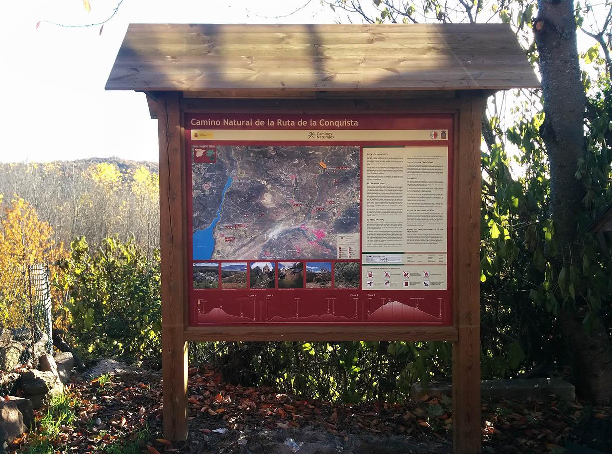 La Ruta de la Conquista un recorrido que permite conocer la naturaleza e historia del Bierzo Alto 2
