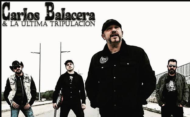 Carlos Balacera & La Última Tripulación en sesión matiné del Cocodrilo Negro de Cabañas Raras 1