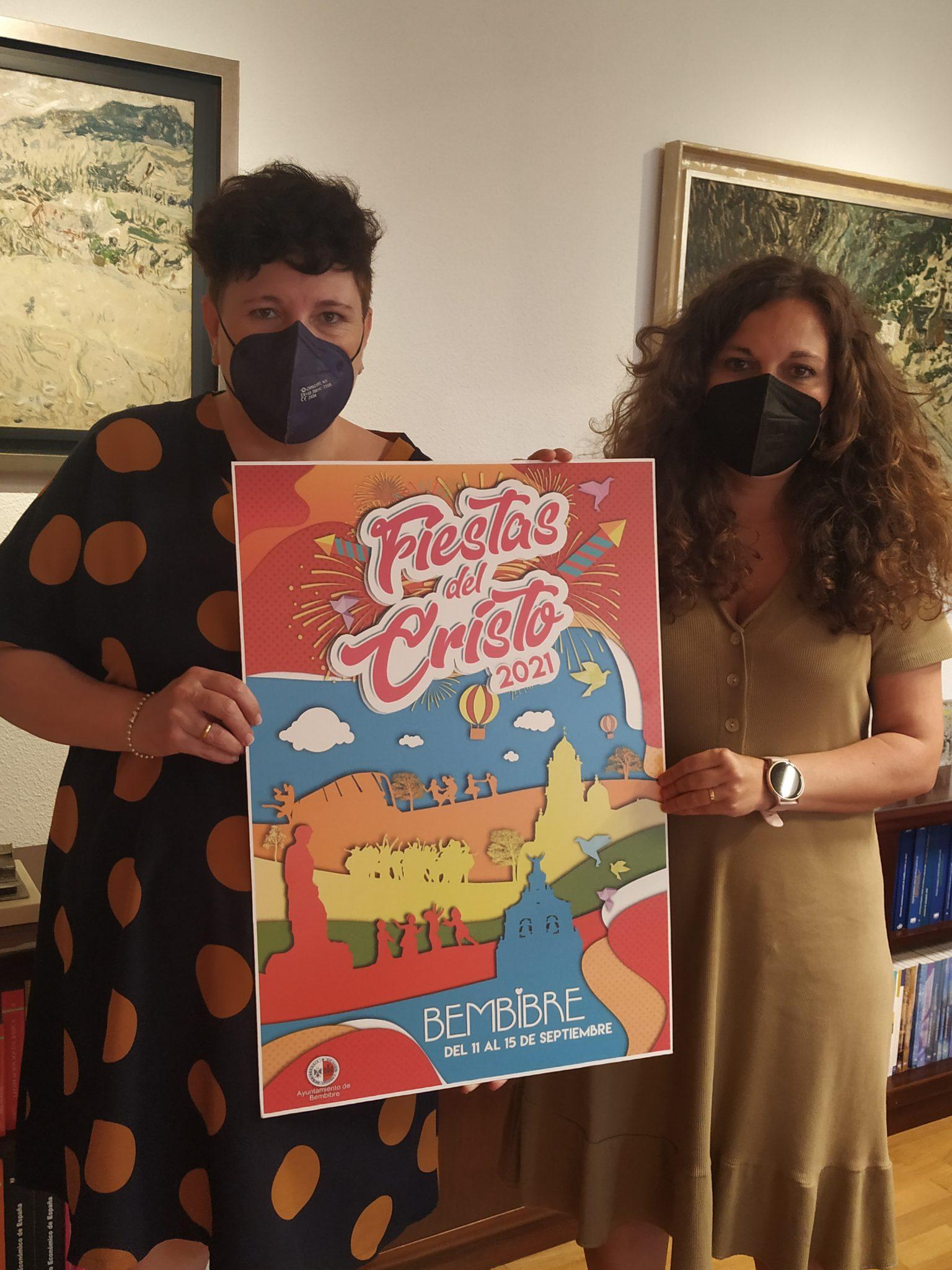 Bembibre presenta el cartel ganador de las Fiestas del Cristo 2021 con la esperanza de poder celebrarlas 1