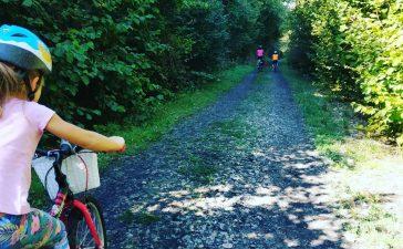 Ruta en familia: Vía verde de Laciana ,a pie o en bici por el pasado minero 3