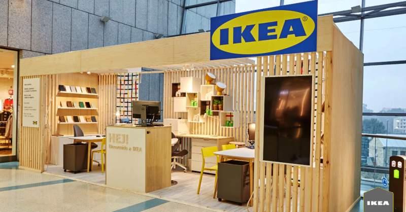 IKEA desembarcará en Ponferrada en el formato IKEA Diseña 2