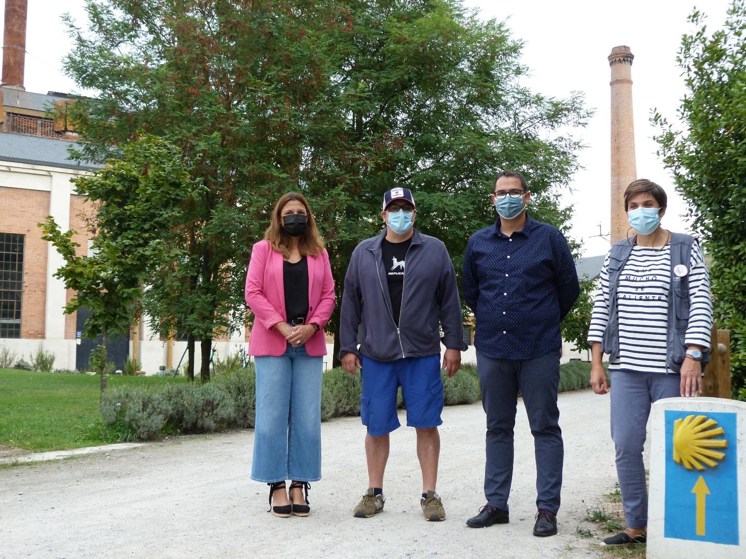 El Museo de la Energía prepara una gira dedicada a la ciencia a lo largo del Camino de Santiago 1