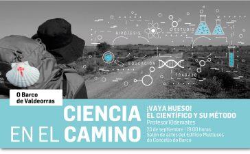 Ciencia en el Camino llega a Galicia y hace parada en O Barco de Valdeorras 2
