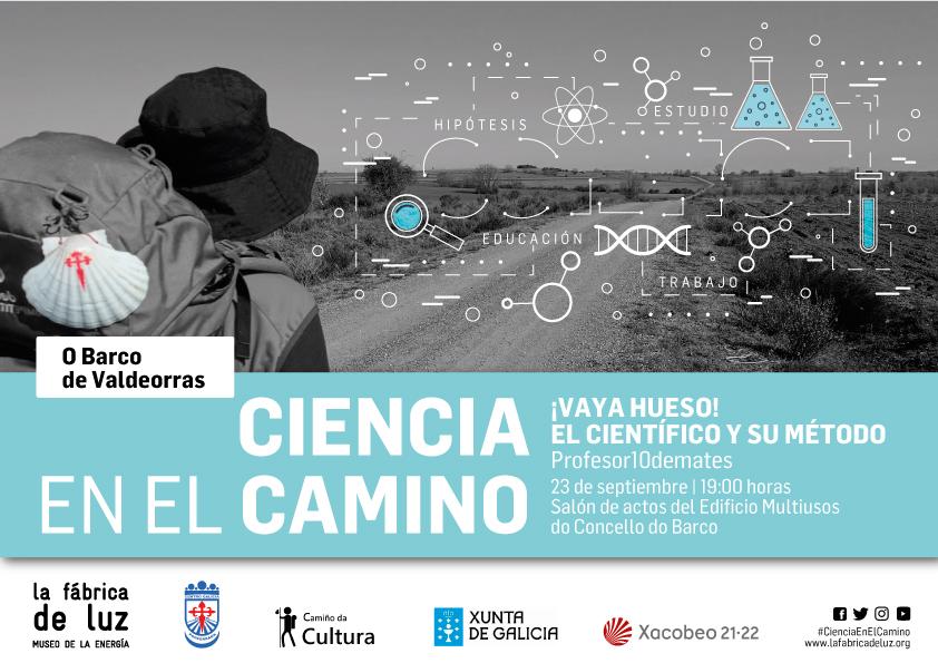 Ciencia en el Camino llega a Galicia y hace parada en O Barco de Valdeorras 1