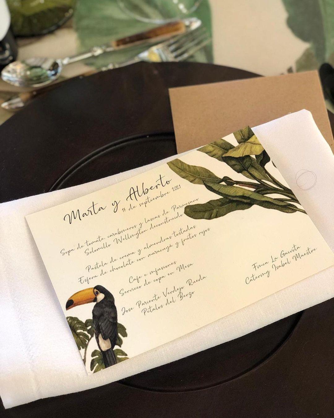 Un vino del Bierzo para celebrar la boda de la hija de Matías Prats 2