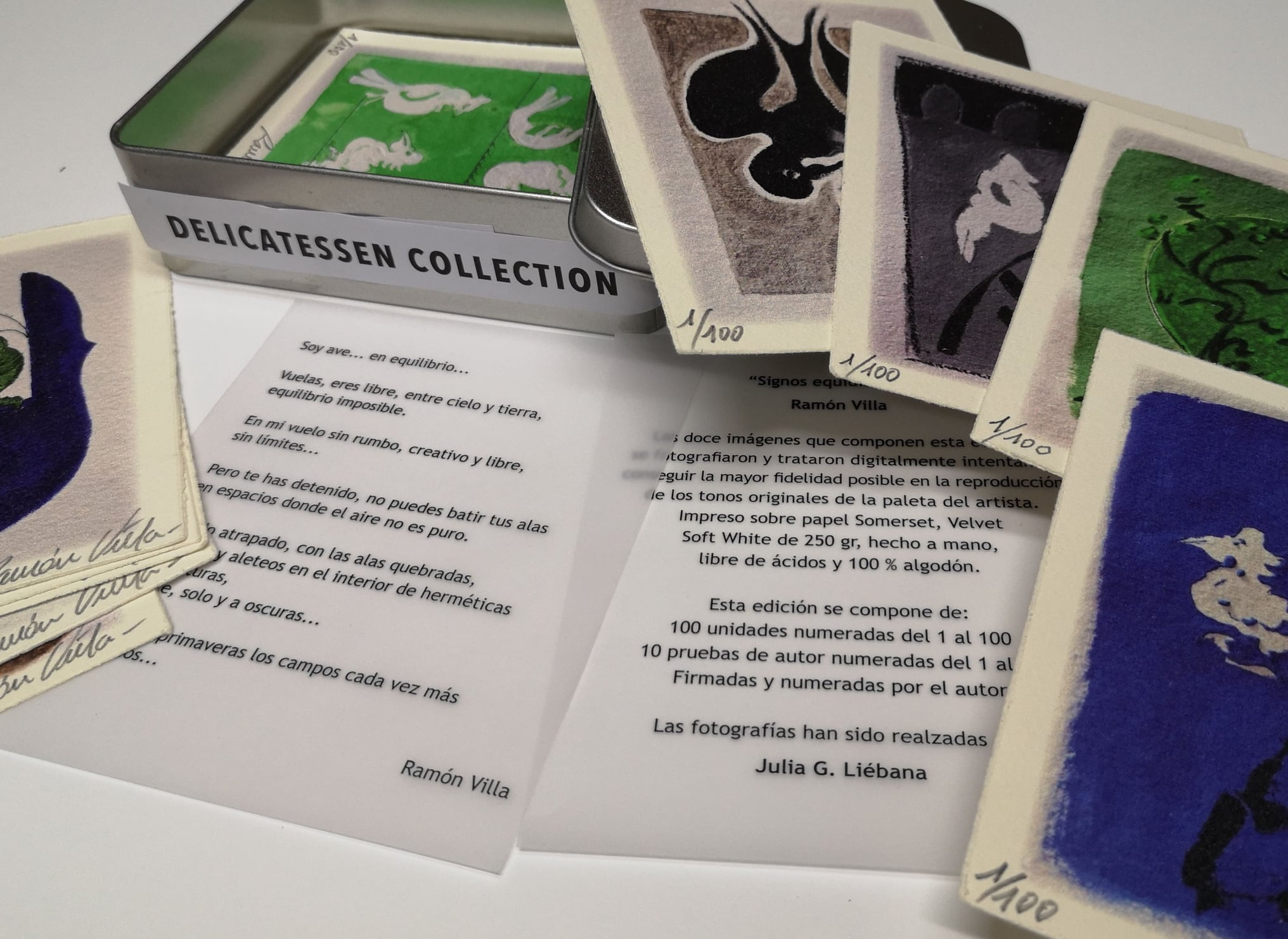 Exposición 'Retornos' de Ramón Villa en la Casa de la Cultura 1