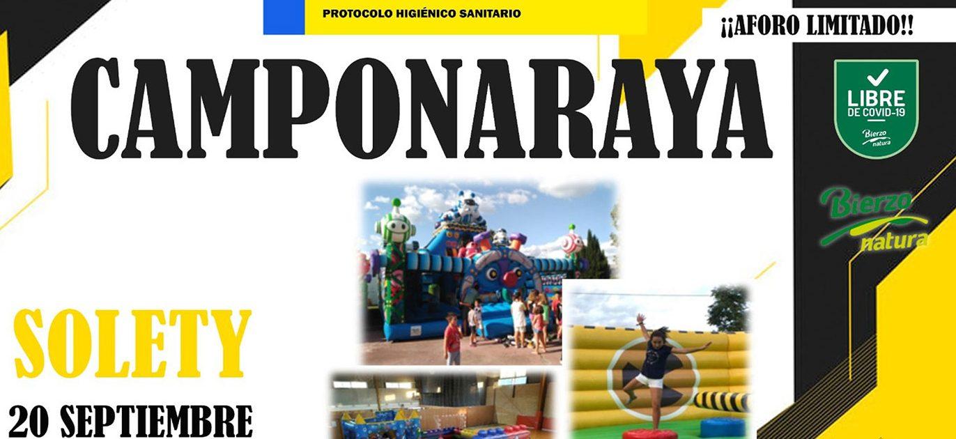 Solety, las actividades para niños que hoy puedes disfrutar en Camponaraya 1