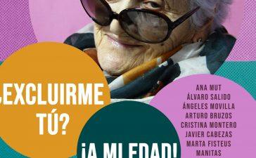 """llega a Cacabelos la expo """"¿EXCLUIRME TÚ? ¡A MI EDAD!"""" 4"""