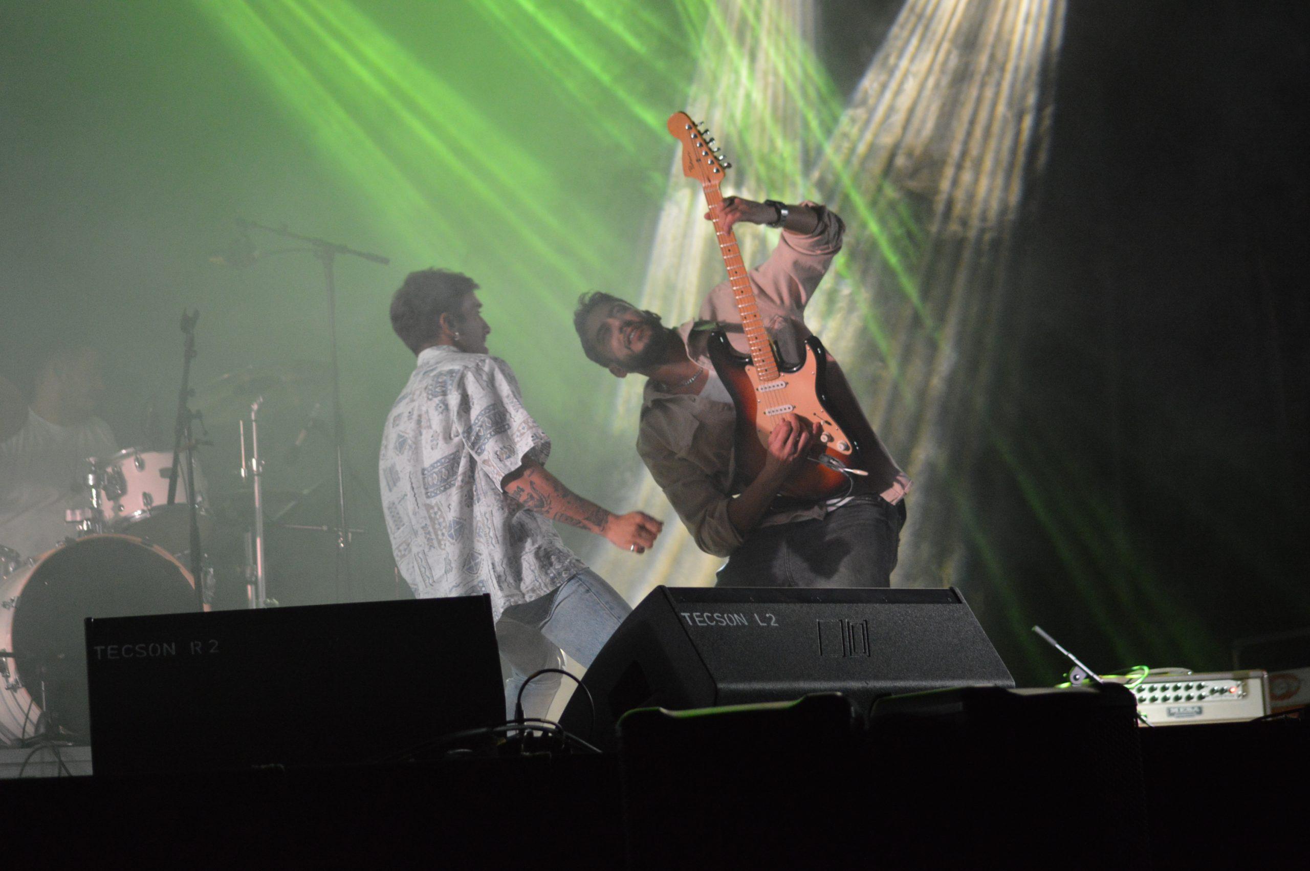FOTOGALERÍA   Bembibre se entrega a la música de Álvaro de Luna 16