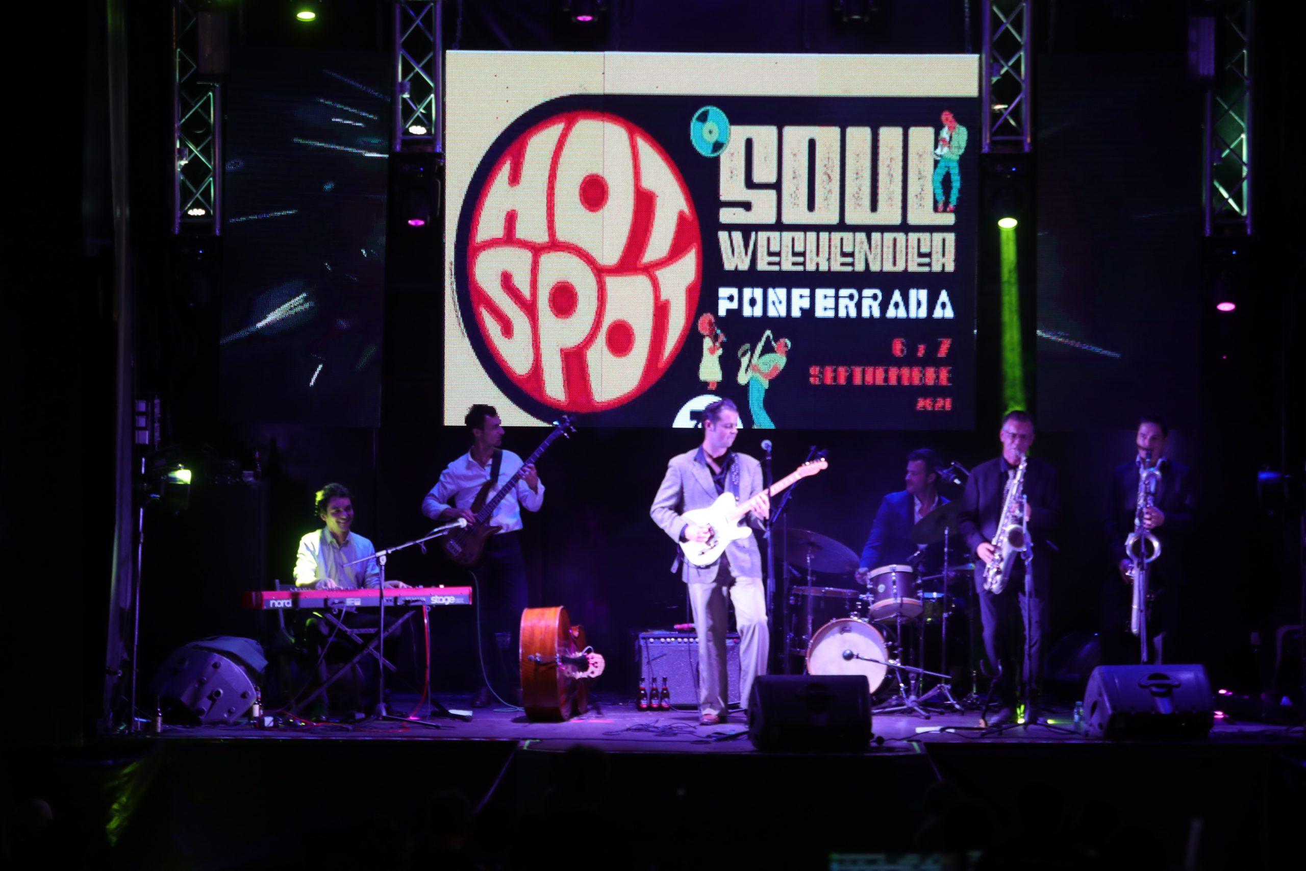 FOTOGALERÍA   Así transcurrió Hot Spot Soul Weekender en su edición más íntima 10
