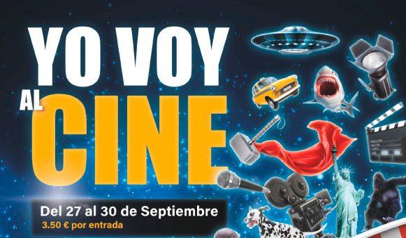 Los cines La Dehesa de Ponferrada se unen a la campaña 'Yo voy al cine' con precio de 3,50€ durante esta semana 1