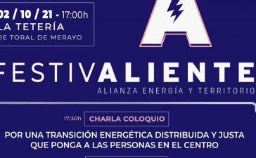 FestivALIENTE se celebra el sábado 2 de octubre para recaudar dinero que permita asistir a la manifestación