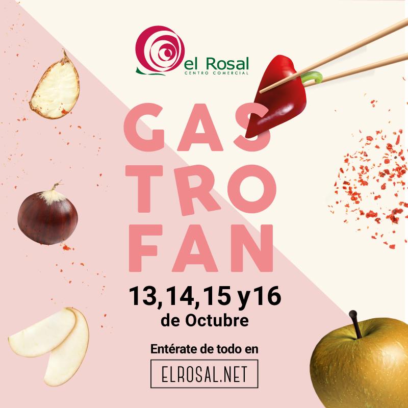 El Rosal pone en marcha GastroFan con el Chef Bosquet, la finalista de Master Chef Ketty Fresneda, el campeón de España en coctelería acrobática y más de 6.000€ en premios 2