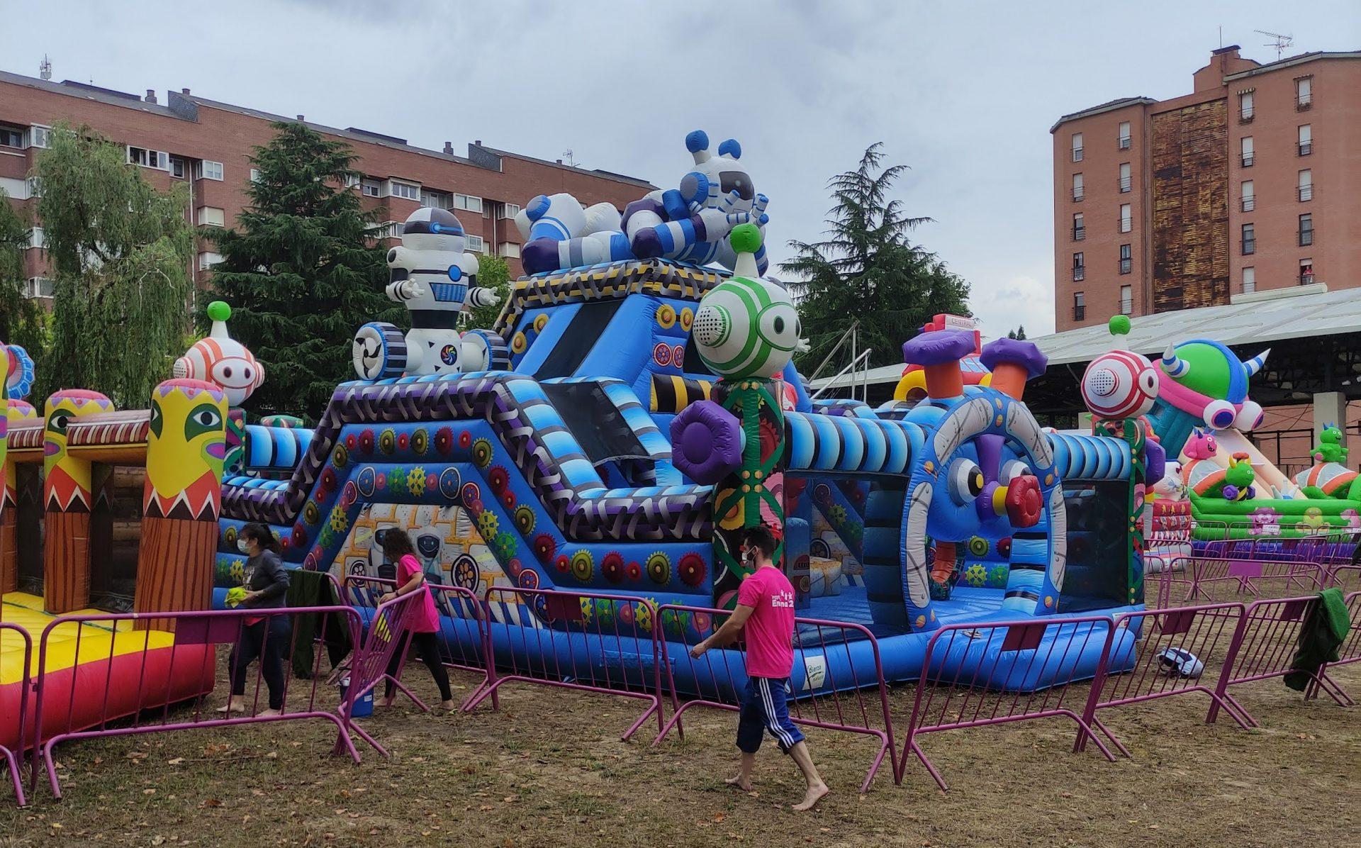Comienza Peque Encina, actividades para los más pequeños en el Colegio Luis del Olmo 1