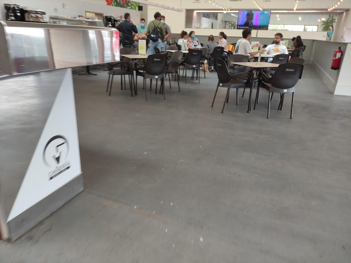 El Campus de Ponferrada busca recuperar el ambiente estudiantil de su cafetería 4