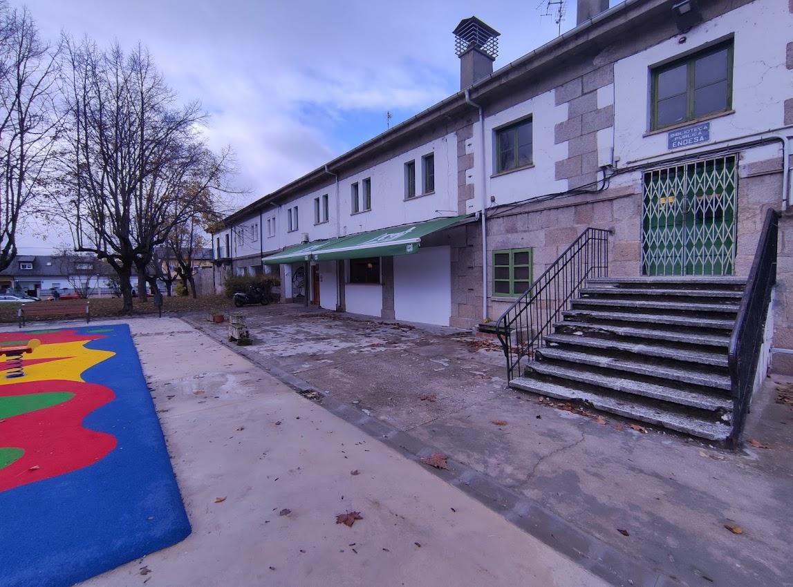 Endesa cede a Ponferrada una finca y el edificio de la antigua biblioteca y salón de actos del Poblado de Compostilla 1