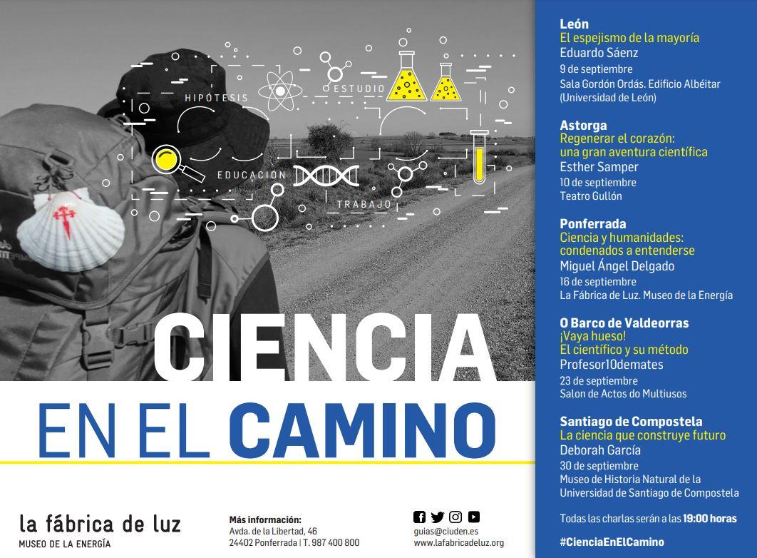 El Museo de la Energía prepara una gira dedicada a la ciencia a lo largo del Camino de Santiago 2