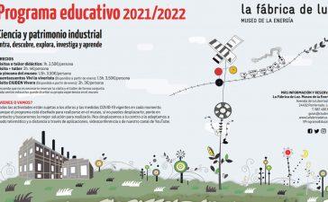 El Museo de la Energía presenta el programa educativo 2021/2022 1