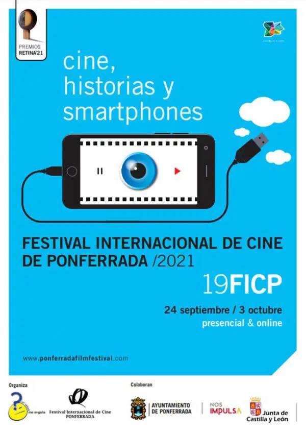 XIV Festival Internacional de Cine de Ponferrada 2021 2