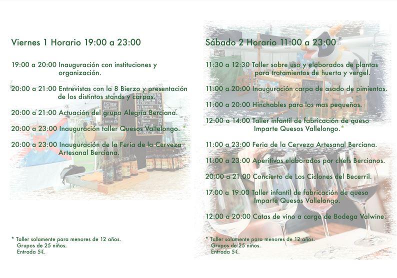 Puente Boeza recupera la 'Fiesta de la cosecha' como un encuentro festivo con nuestros productores. 3