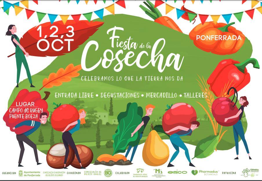 Puente Boeza recupera la 'Fiesta de la cosecha' como un encuentro festivo con nuestros productores. 2