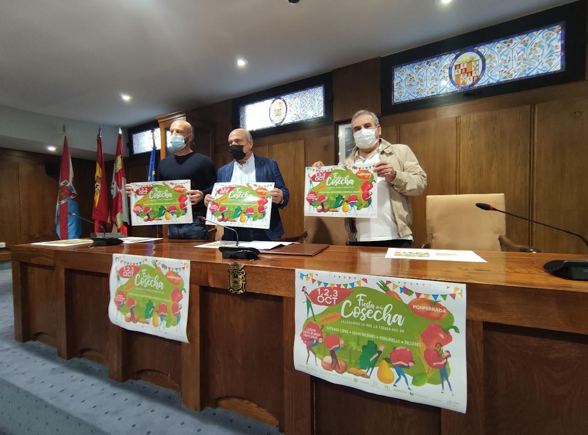 Puente Boeza recupera la 'Fiesta de la cosecha' como un encuentro festivo con nuestros productores. 1