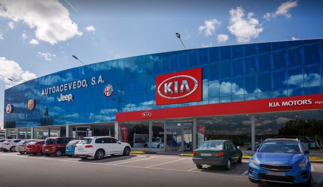 Hipergar KIA en Camponaraya formará parte de una red de supercargadores instalados por toda España 1