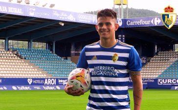 El jugador de la Ponferradina Kuki Zalazar, fue elegido por The Telegraph como uno de los 50 mejores futbolistas sub-21 del 2017 7