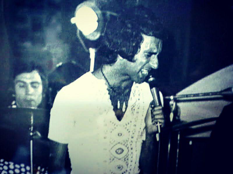 Luis Masdeu, baterista: