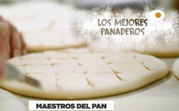 El pan de Hornija será protagonista esta tarde en 'Maestros del pan' de Canal Cocina 3