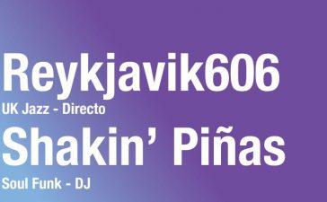 2ª edición de SONDA music, gratuito y con público, Reykjavik606 y Shakin' Piñas protagonistas en la Playa Fluvial de Cacabelos 2