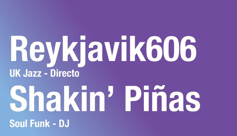 2ª edición de SONDA music, gratuito y con público, Reykjavik606 y Shakin' Piñas protagonistas en la Playa Fluvial de Cacabelos 1