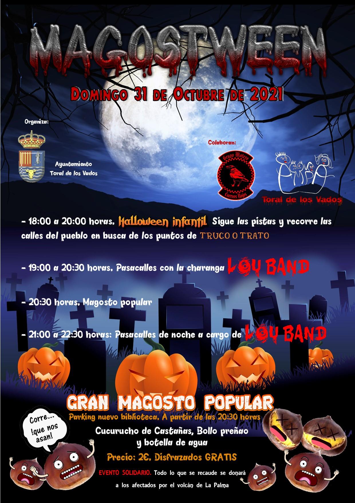 Halloween en el Bierzo: Ideas para disfrutar de la fiesta más terrorífica en el 2021 4
