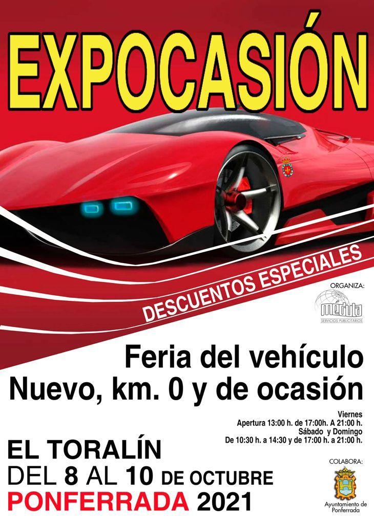 Vuelve a Ponferrada Expocasión, la feria del vehículo KM 0 y de ocasión 2