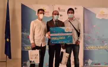 El proyecto 'La Compostela', ganador del concurso 'Comienza el Camino con tu videojuego' convocado por la Junta para implicar a los más jóvenes en el Jacobeo 21-22 2