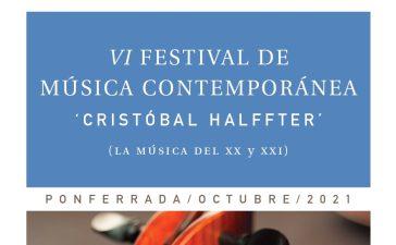 La sexta edición del Festival Cristobal Halfter repasa música del Siglo XX y XXI con estilos para todos los gustos 4