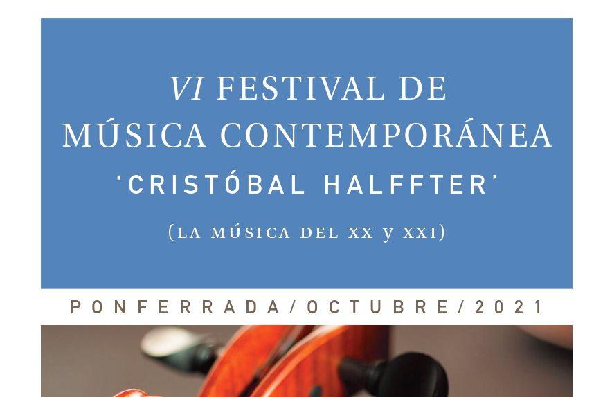 La sexta edición del Festival Cristobal Halfter repasa música del Siglo XX y XXI con estilos para todos los gustos 1