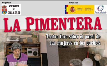 'La Pimentera' se representa este jueves en el Teatro de Cubillos del Sil 3