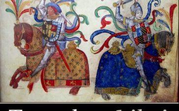 Visita comentada a la exposición '700 años de la muerte de Dante' en la Biblioteca del Castillo 3