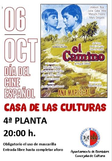 Bembibre celebra el Día del Cine Español con una proyección mañana miércoles 1
